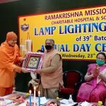 Lamp lighting Ceremony